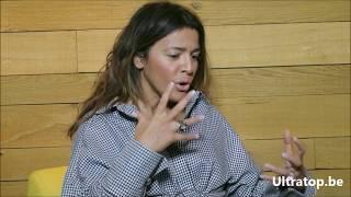Nâdiya - interview Ultratop Belgique