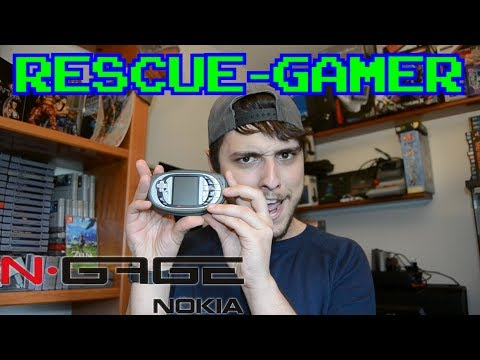 Rescue-Gamer: Nokia N-Gage