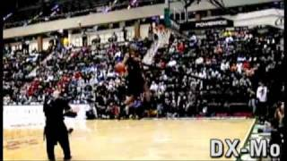 LeBryan Nash - 2011 McDonald's All American Dunk Contest - Dunk 1