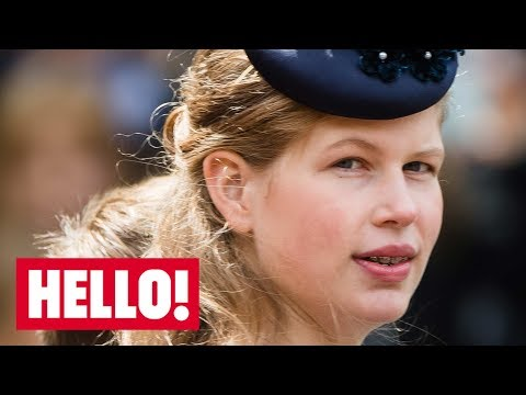 All About Lady Louise Windsor | Hello