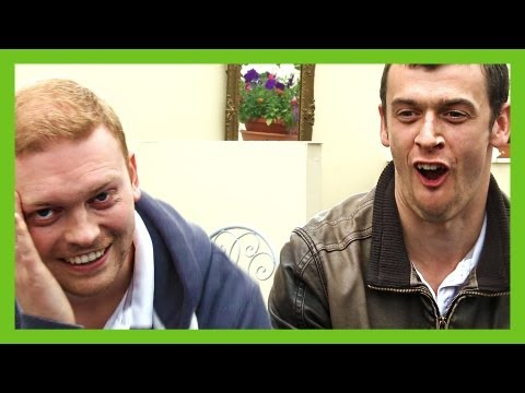 The Ginge, The Geordie & The Geek - funny comedy interview | ComComedy