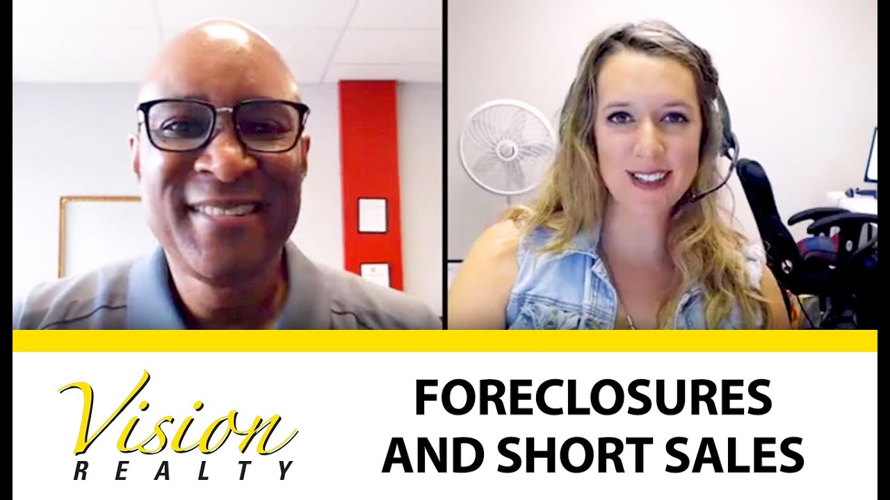 What You Need to Know About Foreclosures and Short Sales