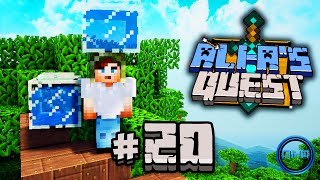 "Minecraft - Ali-A's Quest #20 - ""THE FISH BOWL!"""