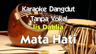 Video Karaoke Iis Dahlia - Mata Hati MP3, 3GP, MP4, WEBM, AVI, FLV Februari 2018