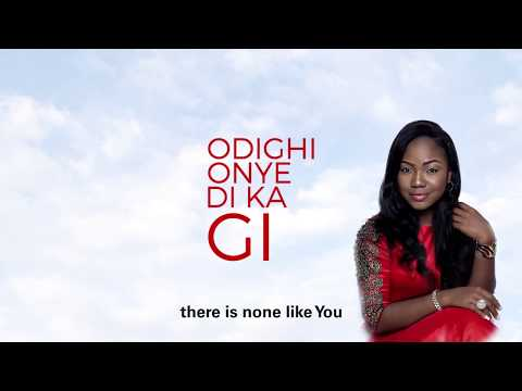 Mercy Chinwo & Preye Odede - Eze (official Lyric Video)
