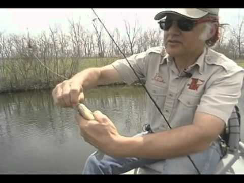 Dan's Fish 'N' Tales® Early Spring Bluegill with Dan Galusha