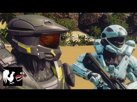 Season 15, Episode 10 - Battlescars | Red vs. Blue