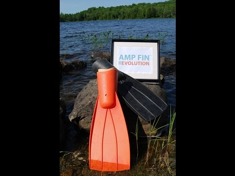 Svømmetur med AMPFIN