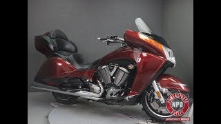 2. 2011  VICTORY  VISION TOUR W/ABS - National Powersports Distributors