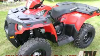 2. ATV Television - 2011 Polaris Sportsman 'Value' 500 Test and Evaluation
