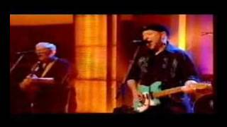 Richard Thompson on LATER performing I`ll never give it up from his last album Sweet Warrior
