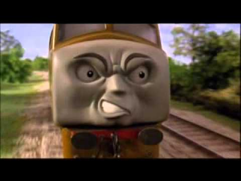 Thomas and the Magic Railroad: The Chase Scene