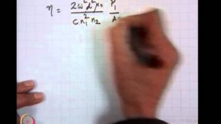 Mod-03 Lec-12 Non Linear Optics Contd