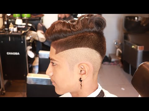 New hairstyle - MY NEW HAIR CUT/ HALF FADE / HAIR CUT FOR INDIAN BOYS
