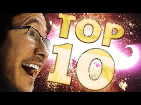 Top 10 Things Markiplier Does When Not Making Let's Plays