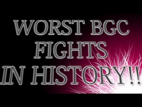 Worst Bad Girls Club Fights In History!