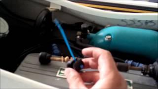 10. Kawasaki 900 ZXi Gas tank issue Fixed!!!