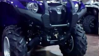 8. 2011 YAMAHA GRIZZLY 700 FI 4X4 Walkaround Review - NEW 700FI Grizzly
