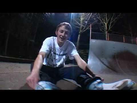 colchester skatepark night edit