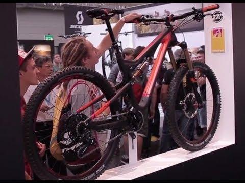 Scott Genius LT — Best New Mountain Bikes 2014