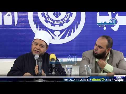 """هاشم إسلام: """"ما قامت حروب المسلمين إلا لإزالة الطواغيت"""""""