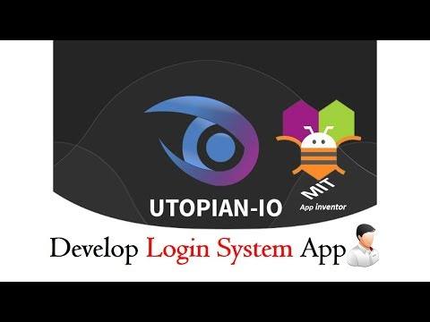 How To Develop Login System App With MIT App Inventor 2