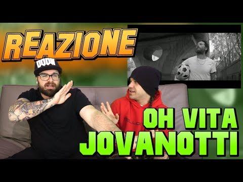 , title : 'JOVANOTTI - OH, VITA ! | RAP REACTION 2017 | ARCADE BOYZ'