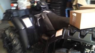 8. 2012 Polaris sportsman 850xp mods
