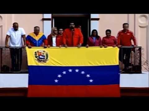 Nicolás Maduro rompe relaciones diplomáticas con Estados Unidos