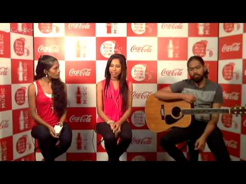 Coke Ekka Rock Wenna Hangouts On Air with Meena Prasadini -  Coke Ekka Rock Wenna Hangouts On Air with Meena Prasadini -
