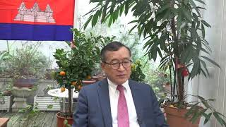 Sam Rainsy's appeal to the Cambodian people.