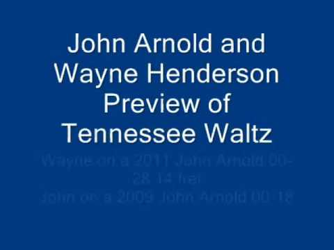 John Arnold and Wayne Henderson Recording Session Preview