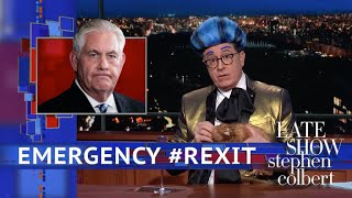 Video Hungry To Leave Power Games: Rex Tillerson MP3, 3GP, MP4, WEBM, AVI, FLV Maret 2018