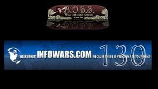 Infowars Special Edition (Blowing Off Some Steam 130)