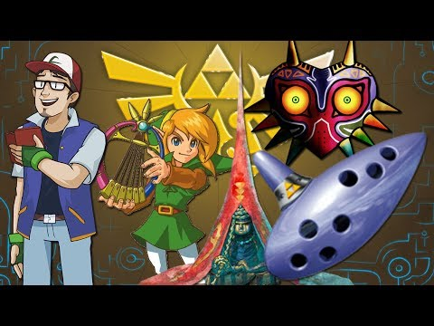 The Legend of Zelda, Time, and Paradoxes