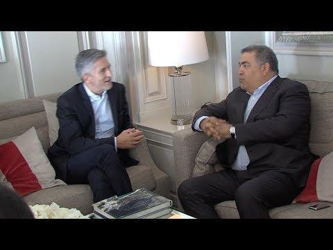 وزير الداخلية يتباحث بطنجة مع نظيره الإسباني