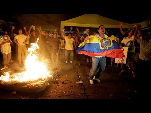 Ισημερινός: Υπόνοιες για νοθεία από τον ηττημένο της Δεξιάς Γκιγιέρμο Λάσο