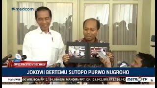 Download Video Sutopo Luar Biasa Senang Bertemu Jokowi MP3 3GP MP4