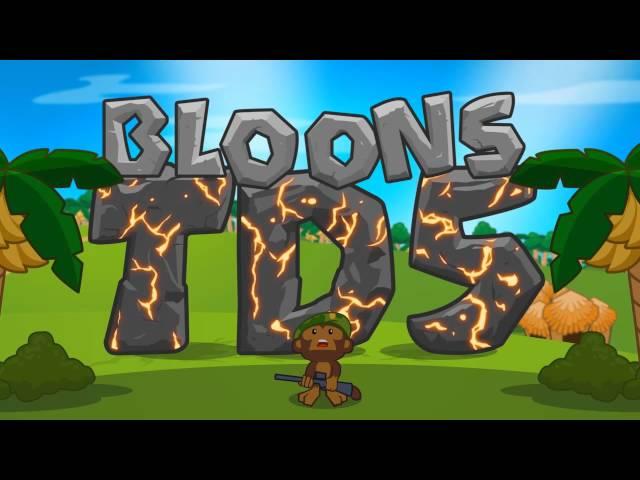 Видео к игре Bloons TD 5