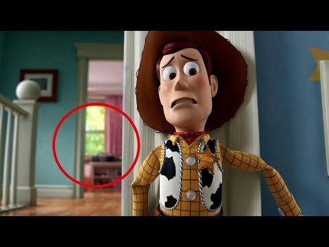 El Perturbador SECRETO de Toy Story que NO Notaste
