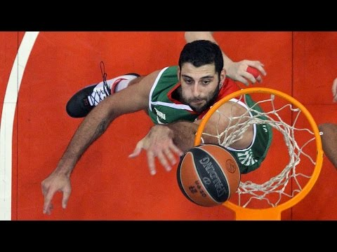 Focus on Ioannis Bourousis, Laboral Kutxa Vitoria