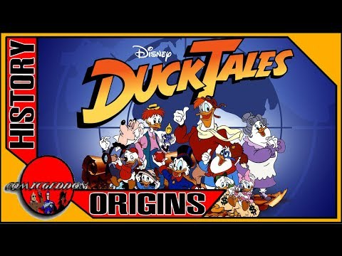 Disney's DuckTales: The History and Origins