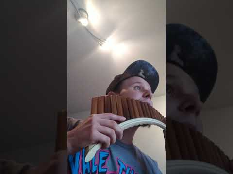 Rise Up Yves Larock, Panflute Cover