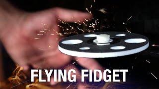 Video FLYING FIDGET SPINNER, yes really! MP3, 3GP, MP4, WEBM, AVI, FLV Desember 2017