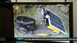 Video Pemuda Pontianak Manfaatkan Tenaga Surya Sebagai Penggerak Motor -NET17 MP3, 3GP, MP4, WEBM, AVI, FLV April 2019