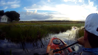 VentureTube Florida Kayak Fishing Part 3