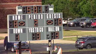 2017 ZMS 7th Football WeBo 1st Half