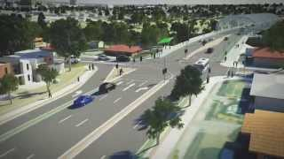 Ipswich Australia  City new picture : Proposed Norman Street Bridge - Ipswich, Australia
