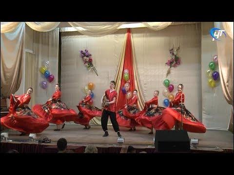 Большим гала-концертом завершился областной конкурс «Созвездие»