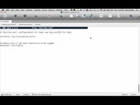 NTP Server using GPS (Part 2) (видео)